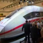 Siemens公司为DB制造的ICx系列动车组
