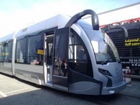 土耳其Durmazlar制造的有轨电车 Silkworm Tram