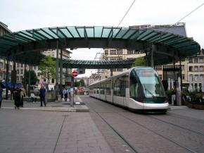 斯特拉斯堡A线有轨电车 Strasbourg lineA Tram
