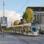 巴黎有轨电车T1、T2、T3线基本情况
