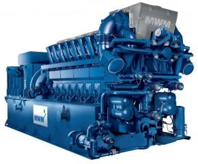 MWM公司TCG2032新型大功率发电机组