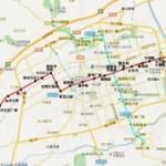 呼和浩特市地铁1号线(H1线)规划