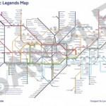 伦敦地铁及地铁发展史
