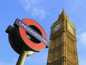 创意之都 伦敦地铁驶过150年