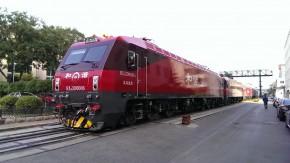 HXD3D型干线快速客运电力机车