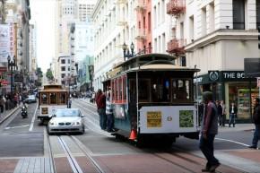 旧金山的有轨电车