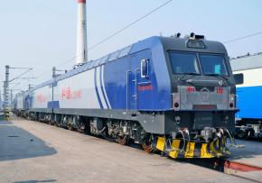 HXD3A型电力机车