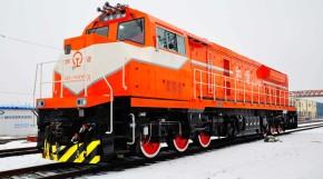 HXN3B型4400马力内燃调车机车