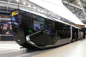 俄罗斯Russia One新型有轨电车